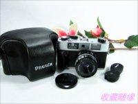 凤凰205BS135胶片胶卷旁轴相机机械相机手动相机测光相机