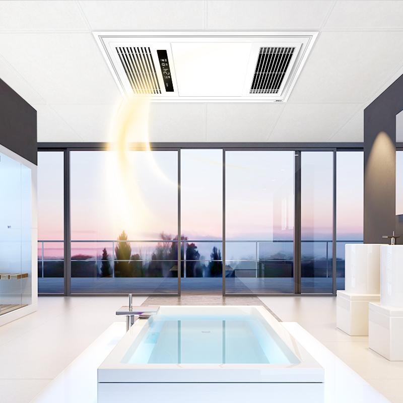欧普照明风暖浴霸集成吊顶三合一暖风机卫生间多功能取暖器TC
