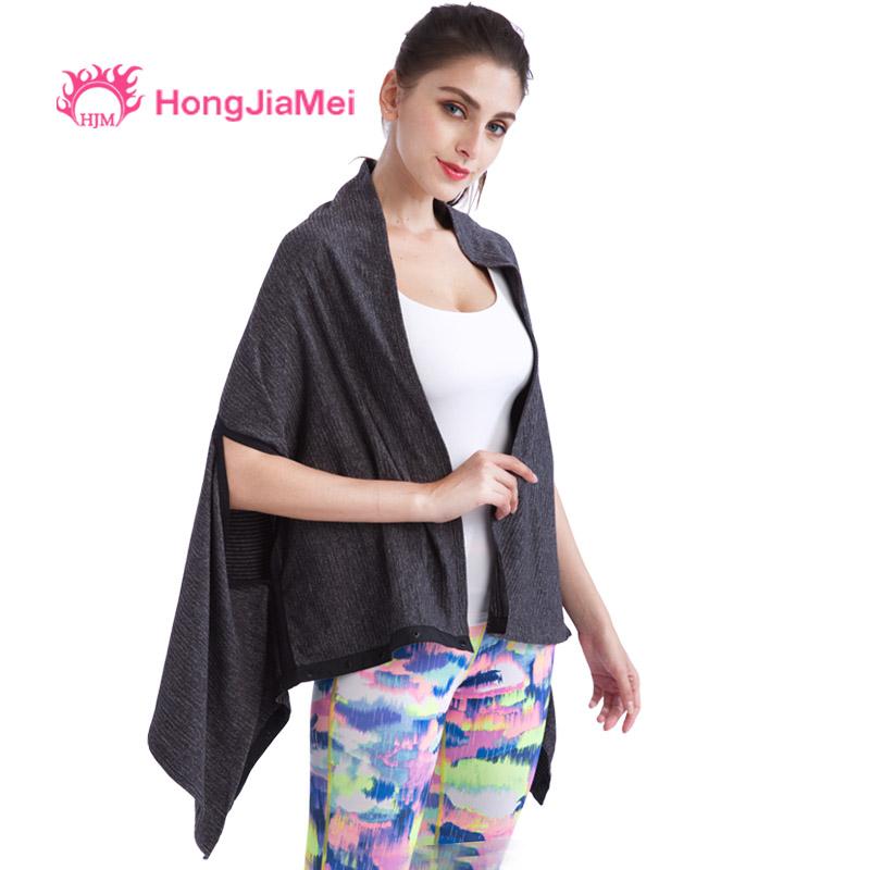 Осень и зима йога одежда шаль остальные теплый lulu в этом же моделье элегантный плащ стиль партия ветер многофункциональный мода шарф