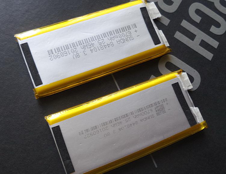 GPD WIN10 оригинальные высокой пресс 3.8V собирать близко вещь аккумулятор ядро 6700 миллиампер версия случайный волосы страхование мощность
