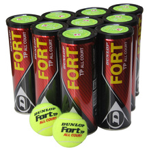 DUNLOP/Dunlop FORT TP Red Canned Tennis Training Ball Competition Canned Tennis 601203