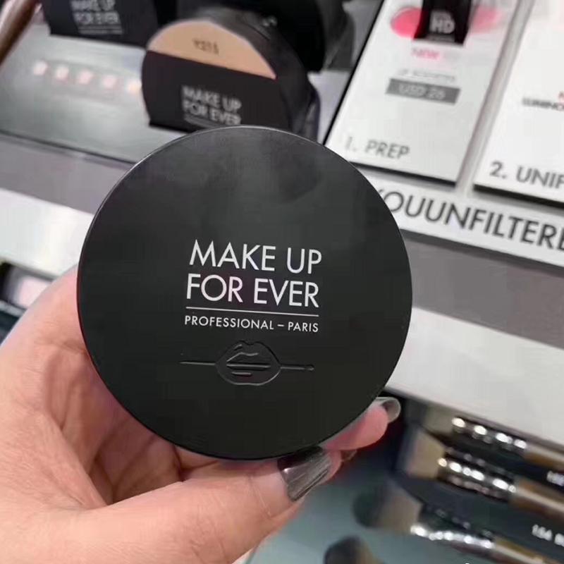 玫珂菲散粉 Make up forever轻烟蜜粉8.5gHD高清定妆控油哑光无痕
