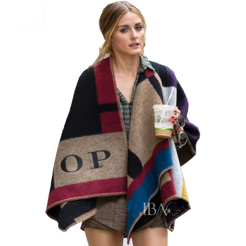 Womens air conditioning warm shawl in winter