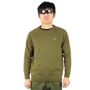 Army fans outdoor clothing Seahawks base sweater knit sweater couple models new casual clothing line
