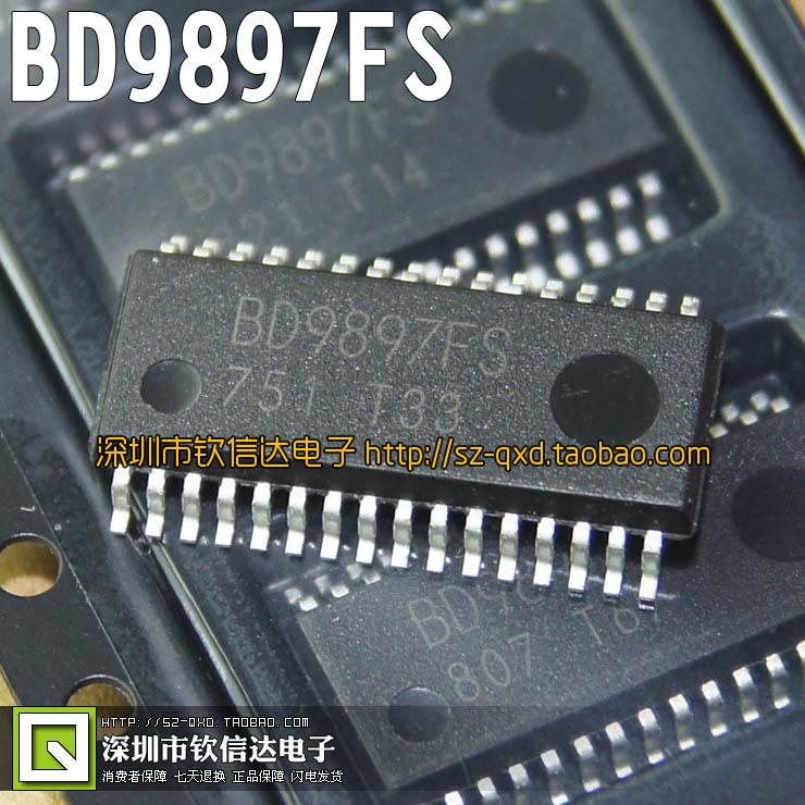 Кхин Синда || Микросхема BD9897FS аутентичные подсветкой ЖК