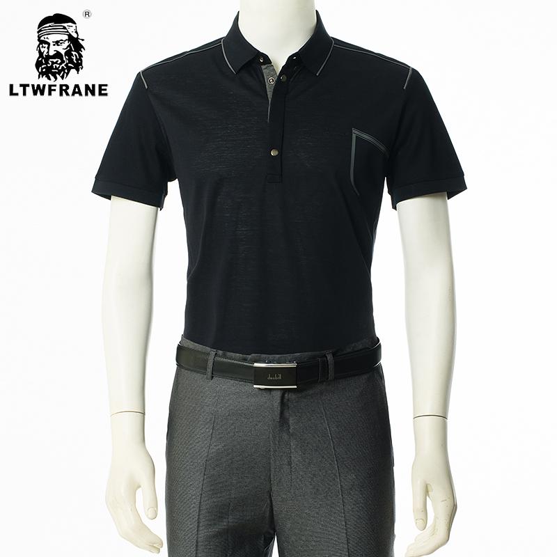 包邮特价正品法国老人头LTWFRANE半袖T恤夏季短袖男式T恤1201