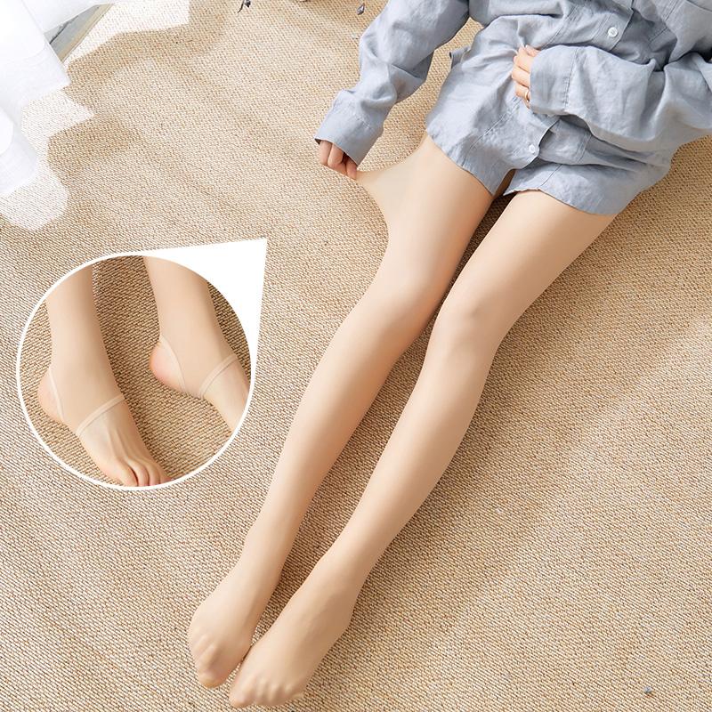 实拍2020春秋新款孕妇打底袜高腰托腹可调节连裤袜孕妇钢丝袜