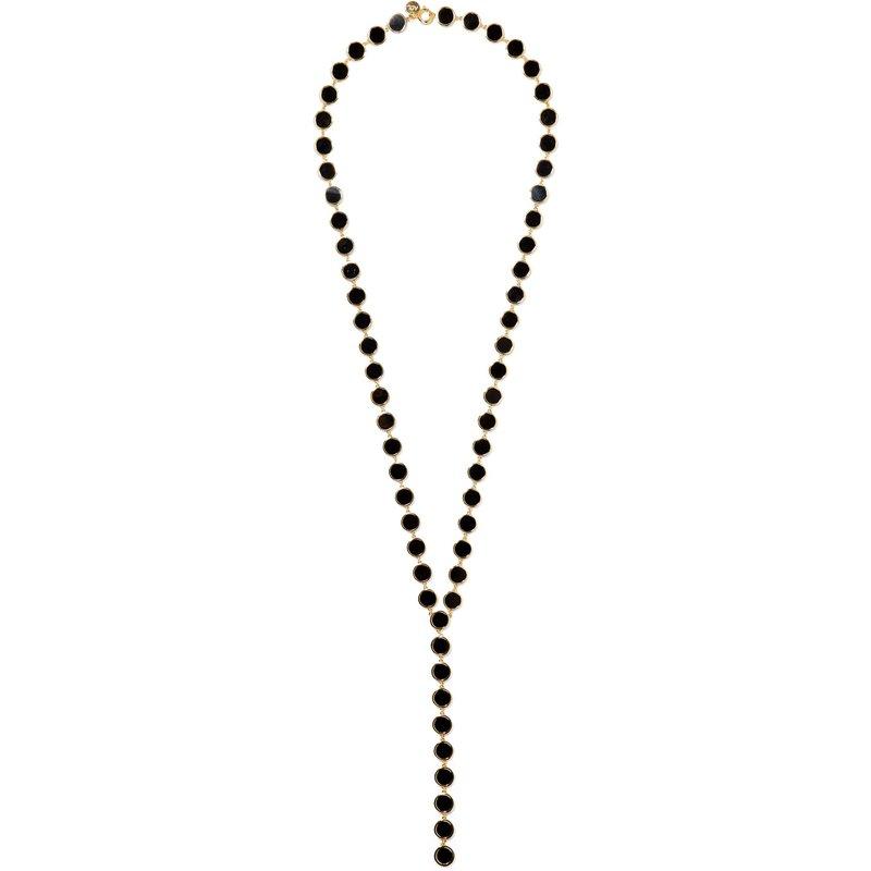 包税代购2018 Arme De L'amour 女士 镀金搪瓷项链