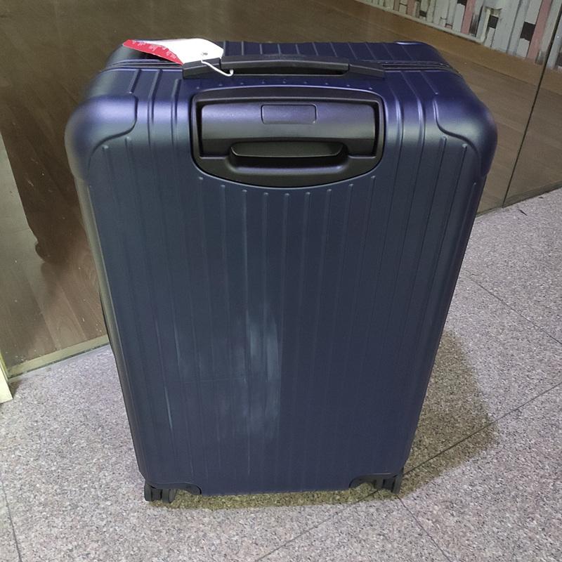 瑕疵特价品rimowa salsa日默瓦拉杆箱行李箱双杆托运箱28寸电子屏