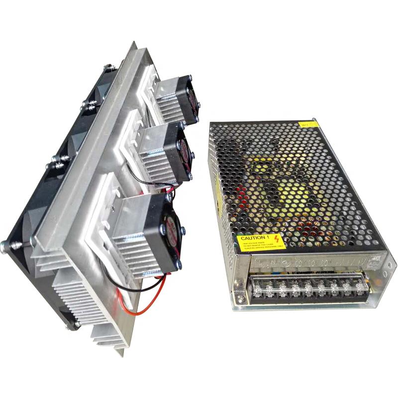 DIY半导体制冷片套件三核半导体制冷器空调降温半导体散热器空调