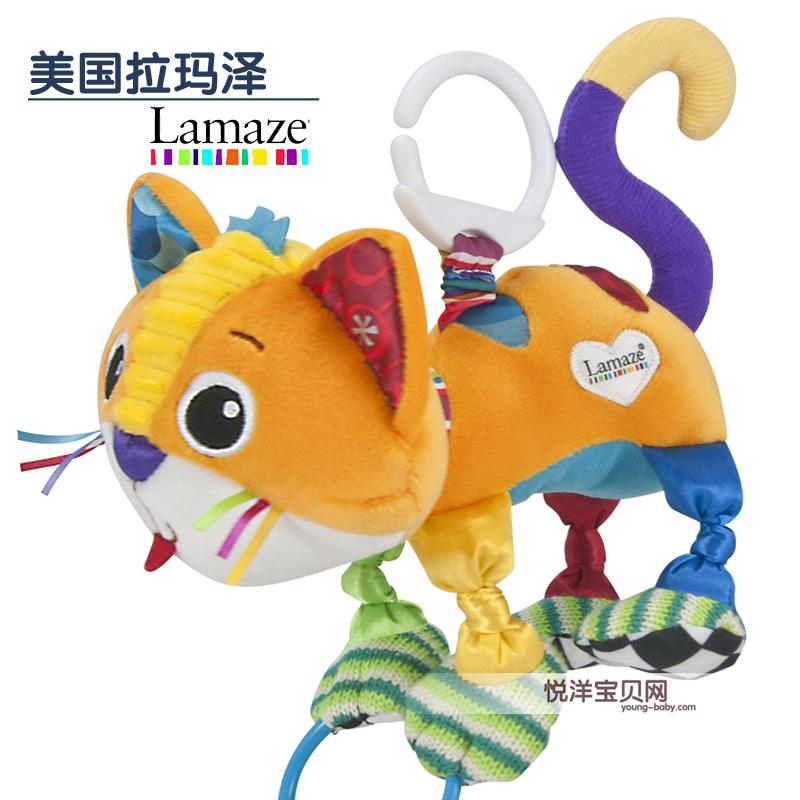 [Ограниченный] американский ЛАМАЗ ЛАМАЗ многофункциональный бумажные куклы, Висячий колокол звонил Игрушка кота