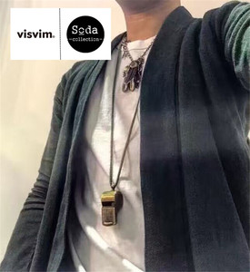 VISVIM AW LAW ENFORCEMENT WHISTLE 救生哨子口哨