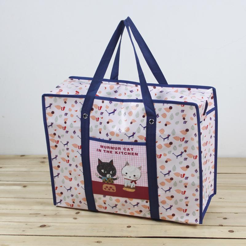 Устройства домашнего хранения, хранения сумка сумка мешок сортировки одежды мешок кошка