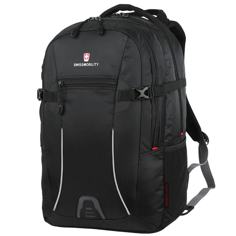 聯想瑞動MT~5861 14 15英寸高端雙肩包 筆記本電腦包商務旅行背包