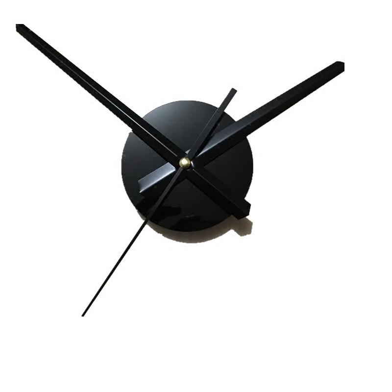 静音DIY钟表盘 亚克力挂钟机芯十字绣钟表配件表芯钟芯 简约个性 Изображение 1