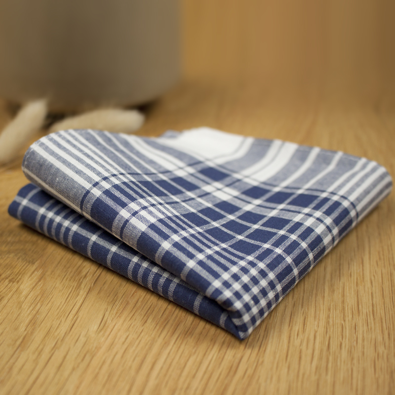 Handkerchief package mail Japanese cotton wipe sweat mens cotton soft sweat absorbing handkerchief for mens thickened mens Japanese handkerchief cotton