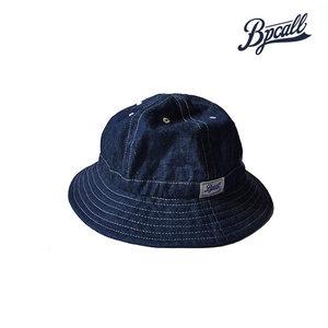 bpcall日系阿美咔叽牛仔丹宁渔夫帽