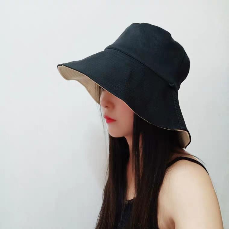 正品保证edmsp169!2019夏新沙滩旅行防晒帽
