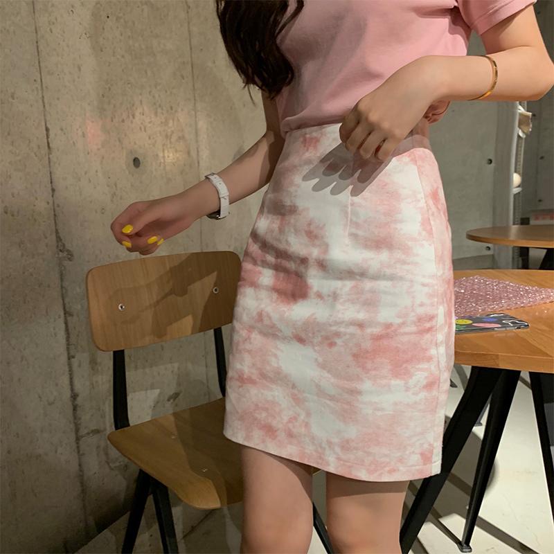 半身裙子女夏2019新款个性