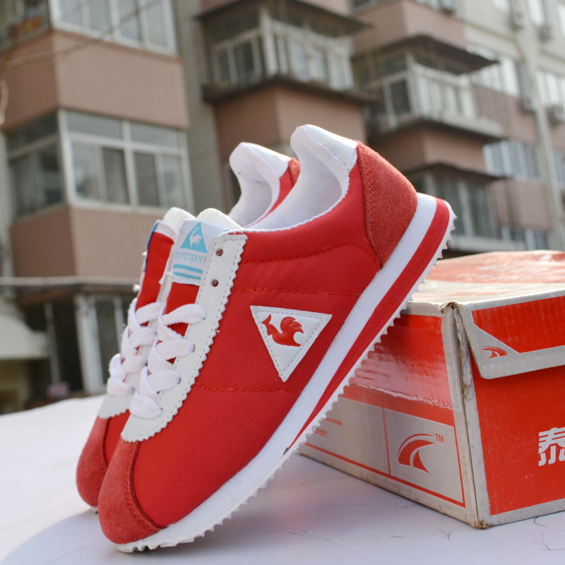 Агам 2013 аутентичные Le Coq Sportif обувь оболочки обуви любителей Обувь Кроссовки Кроссовки мужская обувь женская обувь