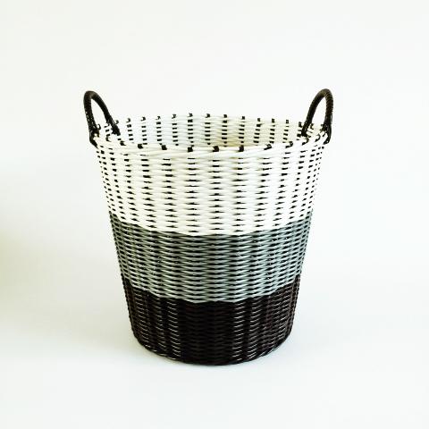 【天天特价】特大号脏衣篮玩具筐塑料藤编收纳筐篮篓洗衣篮购物篮
