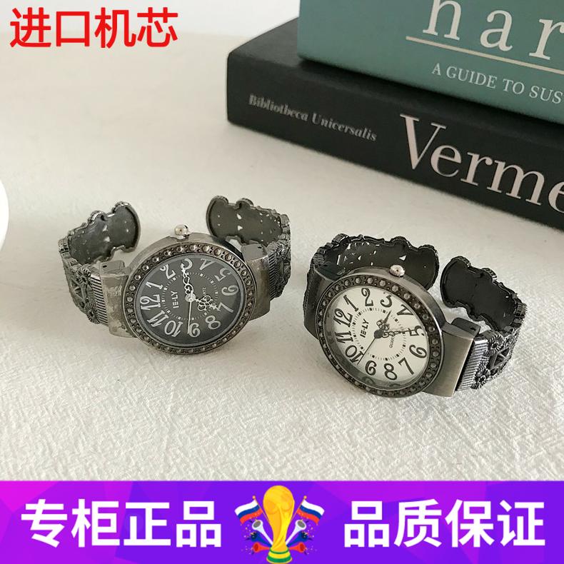 Brand new Bracelet Korean womens watch retro British Chinese womens bracelet decorative Watch