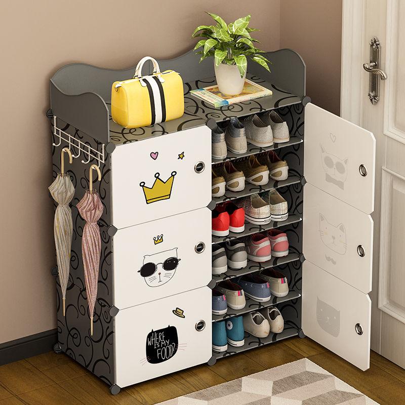防尘鞋架多层家用宿舍大容量省鞋柜