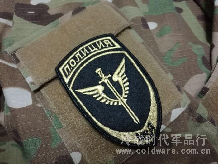 Россия армия фанатов ученый газ глава русский MVD OMOH прибыль меч специальный тип солдаты вышивка нарукавная повязка армия одежда на липучках