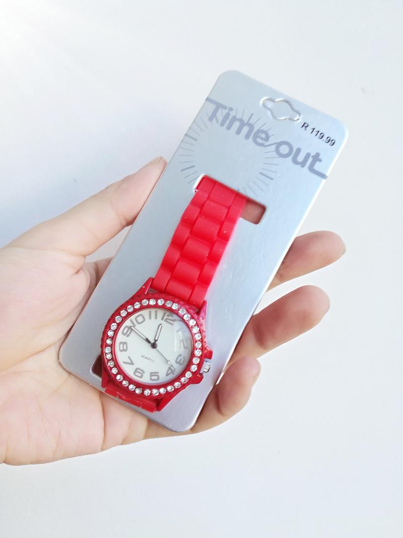 时尚运动硅胶手表 潮流学生大表盘石英表儿童成人礼物 60G