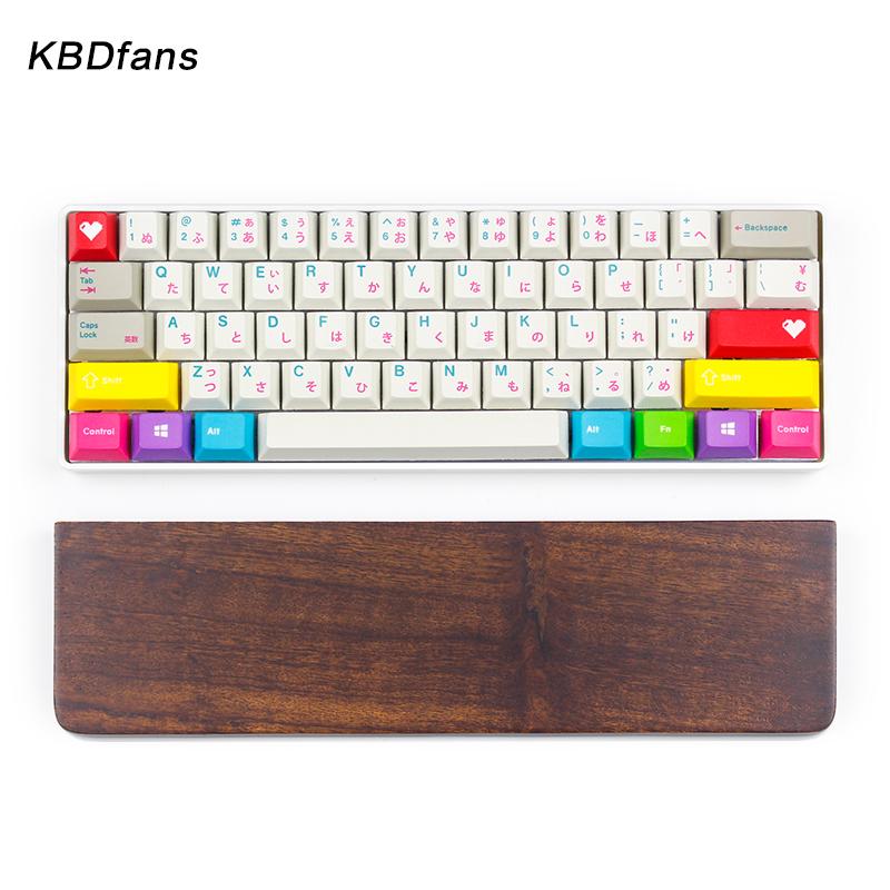 客制化机械键盘GH60 POKER配列热升华双模CMYW樱桃轴韩文热升华