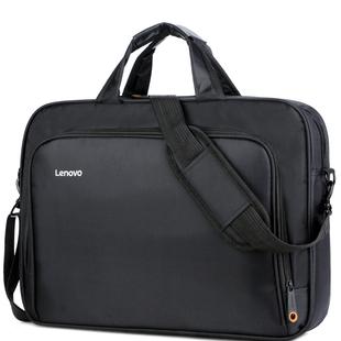 联想苹果戴尔小米笔记本电脑包14寸15.6寸17寸商务手提单肩防震包价格