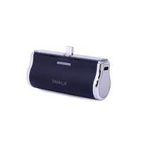 iwalk/爱沃可 android智能手机通用便携直尾插迷你小巧移动电源