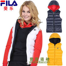 Feifei Pros and Cons of Wearing Women's Original 13 New Model Winter Down Vest 26341901-NV-WT-YE-RD