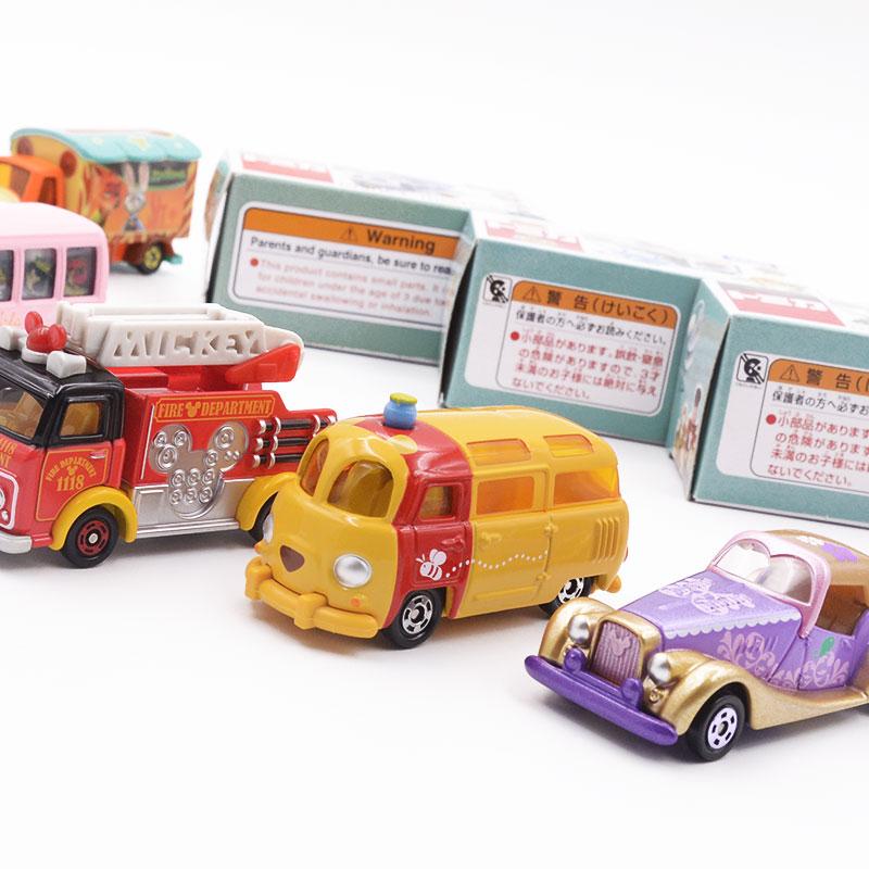 多美卡TOMY迪士尼米奇米妮卡通合金小汽车模型玩具车冰雪奇缘