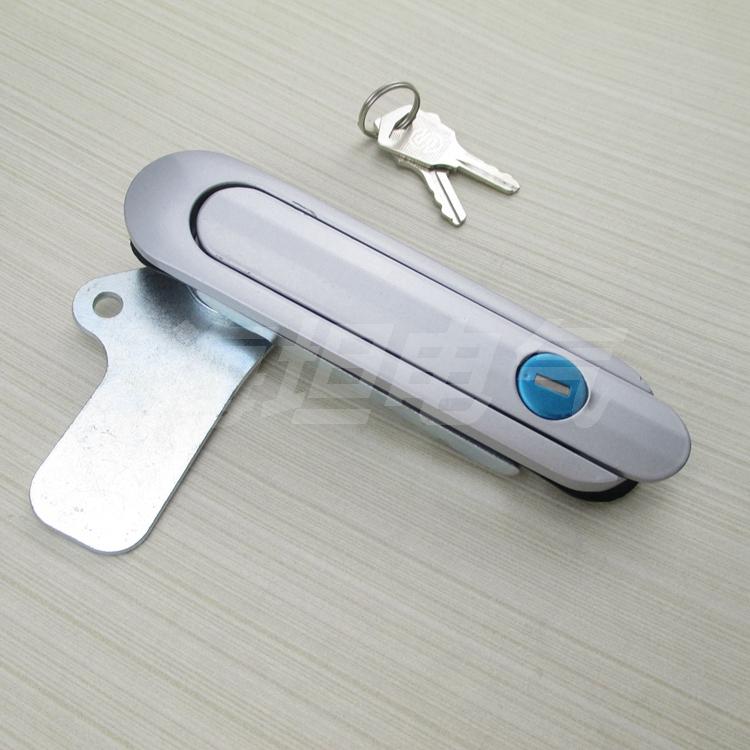 海坦电气 老AB402-1 网络控制柜门锁 AB401-2 配电柜开关柜门锁