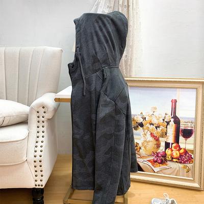 【无假期的人】英国大牌单男装/垂坠/酷帅型男迷彩机车夹克外套