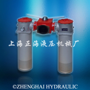 Zhenghai hydraulic SRFA series binoculars straight back to the oil filter SRFA 800 back to the oil filter