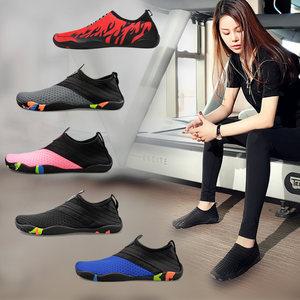 健身鞋男女健身房室内训练瑜伽软底