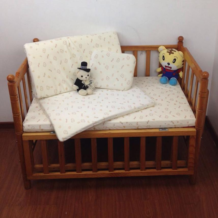 Таиланд импортировал сырье на младенца детские Латексный матрас без Формальдегид 3см5см спец. предложение Настраиваемые съемные и моющиеся со складыванием