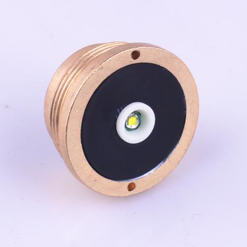 正品C8强光手电筒配件 美国进口CREE Q5 T6 灯泡 白蓝黄光led