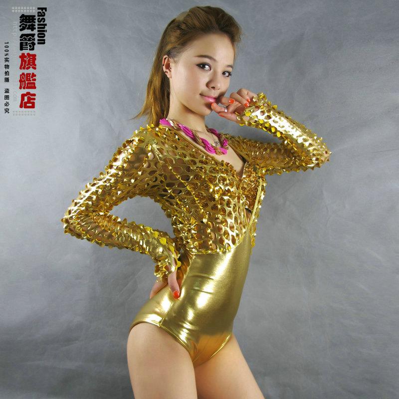 Танец Grand Mercure бренд сексуальный пирсинг onesies ночной клуб бар певица джаз танца костюм DS костюмы
