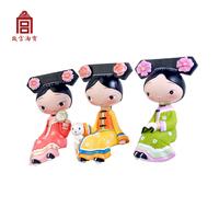 【 поэтому дворец taobao 】 счастливый тихий довольно принцесса стол край кукла