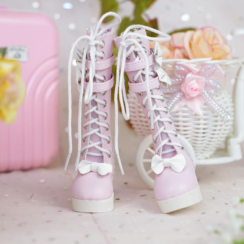叶罗丽娃娃衣服鞋子套装60厘米娃娃鞋子薇薇礼品屋改妆夜萝莉靴子