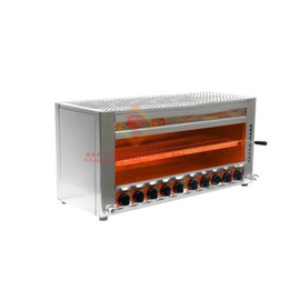 正品汇利GS-20 十头红外线燃气面火炉 燃气烤炉 燃气烧烤炉 促销