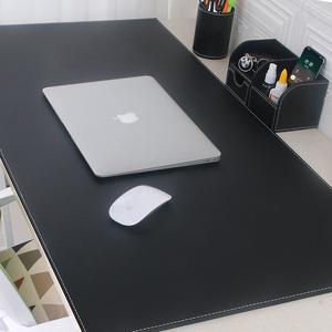 皮办公桌垫写字垫板大班台书桌垫子学生加厚超大号硬面电脑鼠标垫