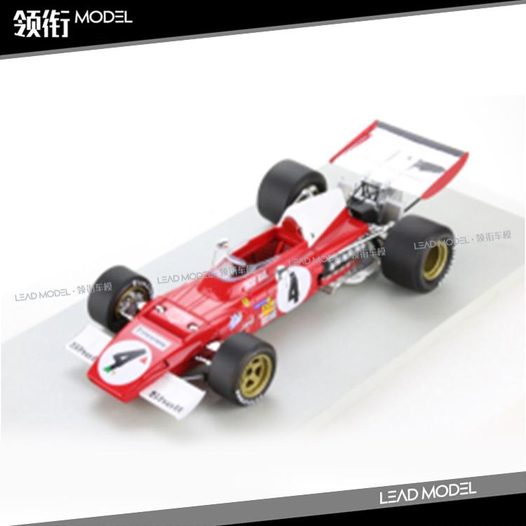 【预订】GP Replicas 1:18  312 B2 JACKY ICKX 树脂车模型 #4