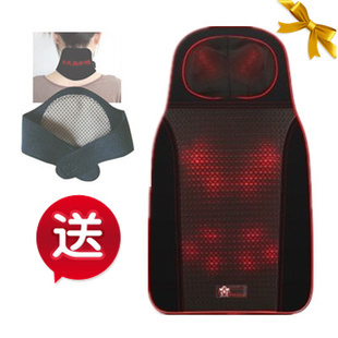 Three and turquoise SH B666 waist and neck massage shoulder massage cushion cushion cushion multifunctional home