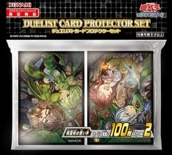 游戏王决斗者官方卡套套装公认店限定SD39精灵术的能手四灵使现货