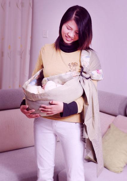 哄睡神器西尔斯背巾有环育儿背巾婴儿背带宝宝背带背袋包邮