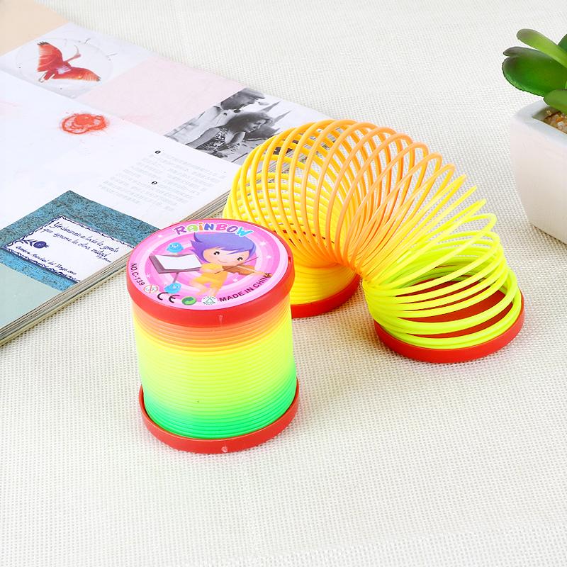 Воспоминания детство игрушка подарок движение магия радуга круг ребенок для взрослых большой размер весна круг красочный круг металлическое ушко